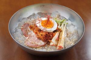 ぶんぶん-冷麺